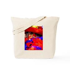 Drama Clown Tote Bag