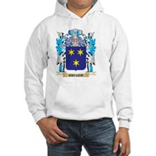 Kruger Coat of Arms - Family Cre Hoodie