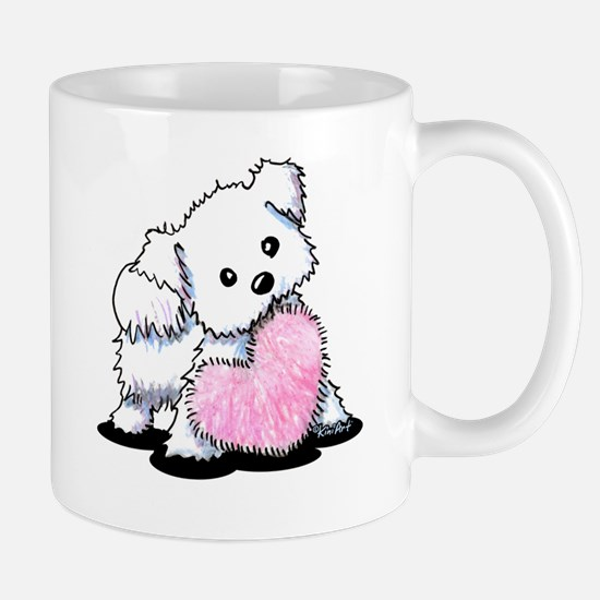 Heart & Soul Puppy Mug