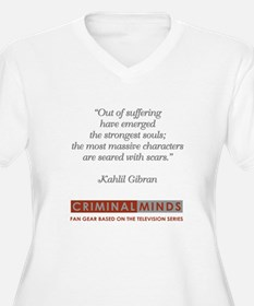 KAHLIL GIBRAN QUOTE Plus Size T-Shirt