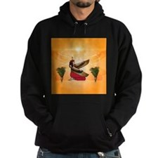 Isis the goddess of Egyptian mythology Hoody