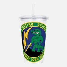 Cool Gators Acrylic Double-wall Tumbler