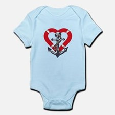 ANCHOR AND PRESERVER Body Suit