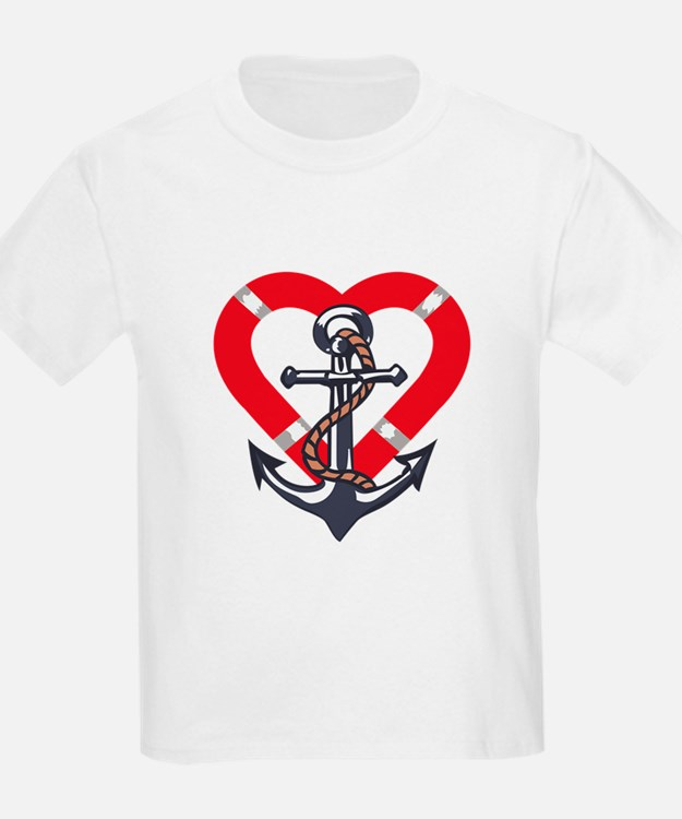 ANCHOR AND PRESERVER T-Shirt