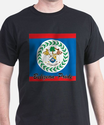 Belizean Pride T-Shirt