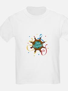 BON VOYAGE CONFETTI T-Shirt