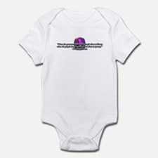 Fear The People 2 Infant Bodysuit