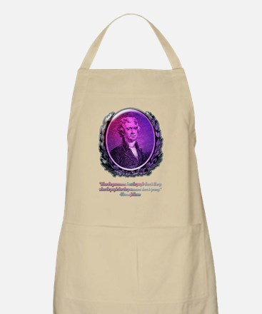 Fear The People BBQ Apron