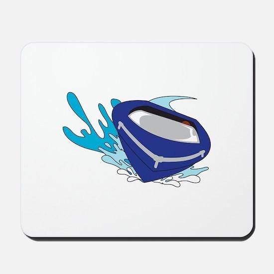 POWERBOAT Mousepad