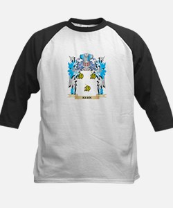 Kuhn Coat of Arms - Family Crest Baseball Jersey