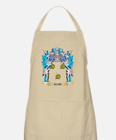 Kuhn Coat of Arms - Family Crest Apron