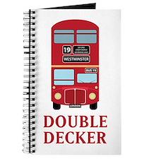 Double Decker Journal