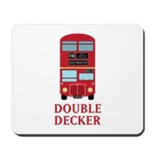 Double Decker Mousepad