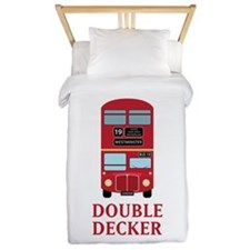 Double Decker Twin Duvet