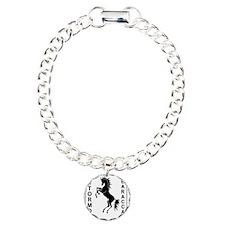 9o Stormo.png Charm Bracelet, One Charm