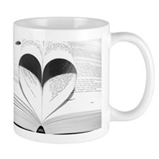 For the Love of Books Mugs