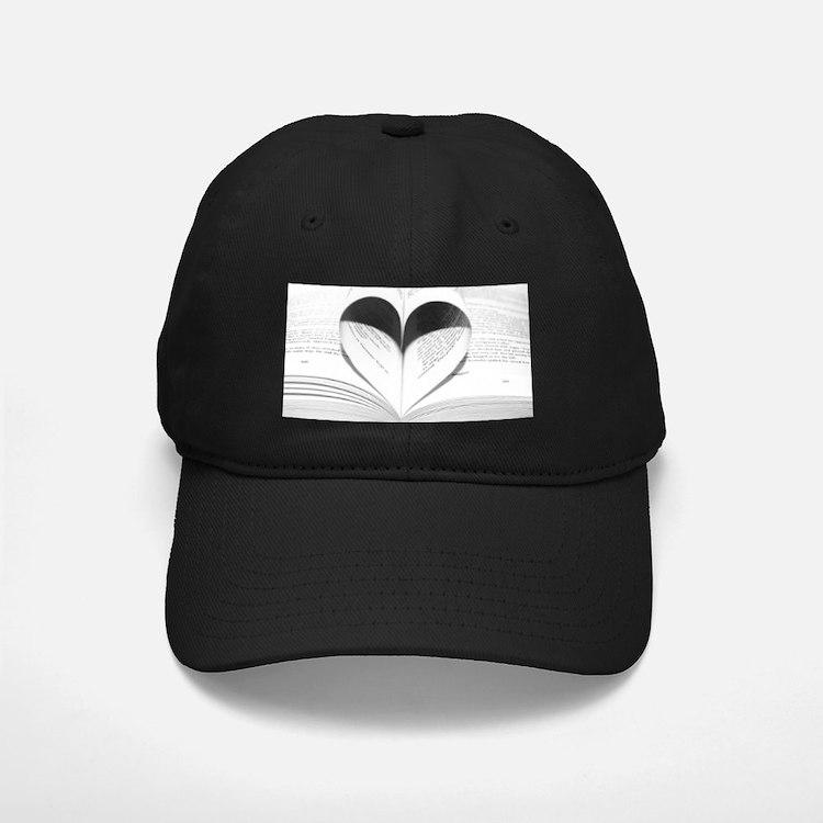 For the Love of Books Baseball Hat
