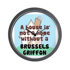 Brussels Home Wall Clock