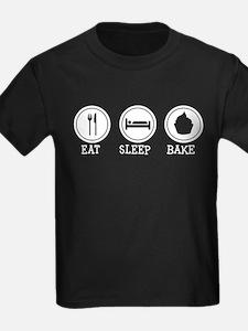 Eat Sleep Bake T-Shirt