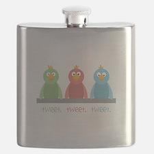 Tweet. Tweet. Tweet Flask