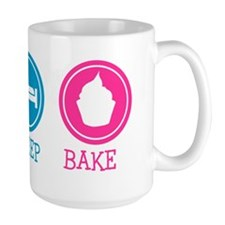 Eat Sleep Bake Mug