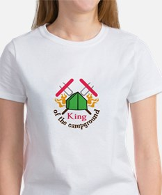KING OF THE CAMPGROUND T-Shirt