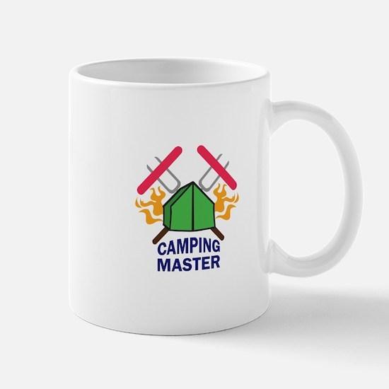 CAMPING MASTER Mugs