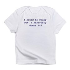 Cute Could Infant T-Shirt