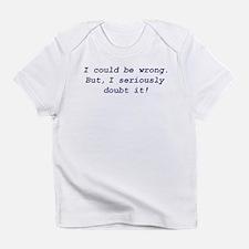 Cute Could Infant T-Shirt