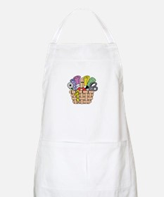 SEWING QUILTING BASKET Apron