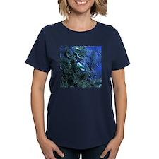 Shiny blue pebbles T-Shirt