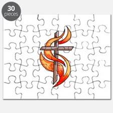 METHODIST CROSS Puzzle