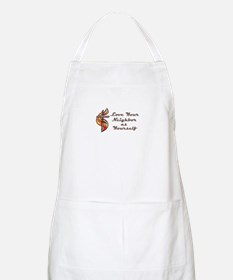 Love Your Neighbor As Yourself Apron