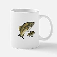 BASS FISHES Mugs