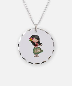 HULA DANCER Necklace