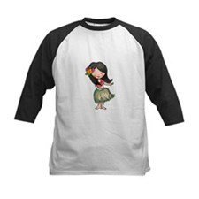 HULA DANCER Baseball Jersey