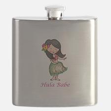 HULA BABE Flask