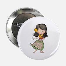 "HULA DANCER 2.25"" Button (10 pack)"
