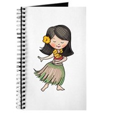 HULA DANCER Journal