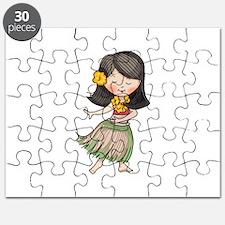 HULA DANCER Puzzle