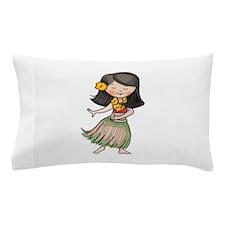 HULA DANCER Pillow Case