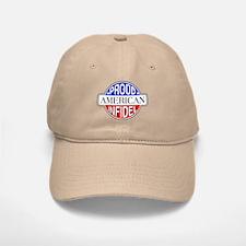 Patriotic American Infidel Baseball Baseball Cap