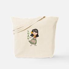 Luau Tote Bag