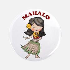 """Mahalo 3.5"""" Button"""