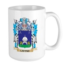 Lafond Coat of Arms - Family Crest Mugs