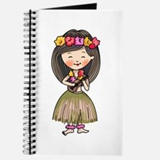 Hula Dancer Journal