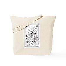 zatoichi Tote Bag