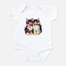 CATS MEOW Infant Bodysuit