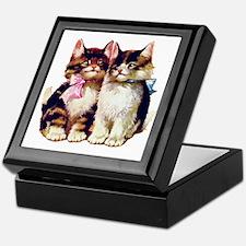 CATS MEOW Keepsake Box