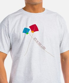Let's Go Fight A Kite T-Shirt